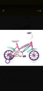 Bicicleta Nena Rodado 12Modelo Love Stark