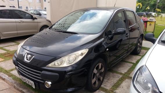 Peugeot 307, Sedan, Flex, Completo, 1.6, 4 Portas
