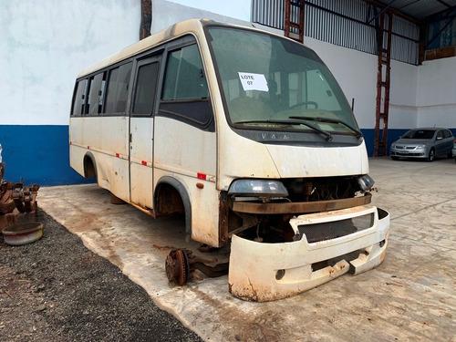 Micro Onibus Para Retirada De Peças - Sucata !!!