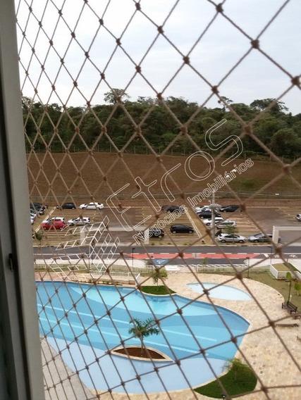 Apartamento Para Locação No Resort Santa Ângela - Bairro Engordadouro - Jundiaí - Sp - Ap01087 - 68103777