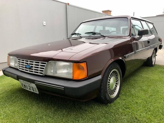 Chevrolet Opala Caravan Comodoro Sl/e 1990