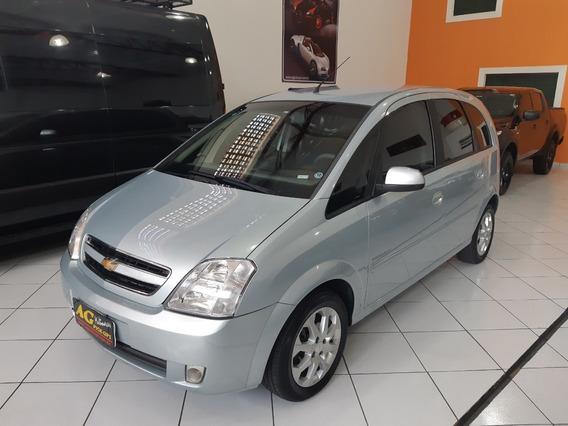 Gm Chevrolet Meriva Premium 1.8 Easytronic 2012 Prata