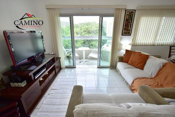Apartamento A Venda No Bairro Jardim Astúrias Em Guarujá - - 2025-1