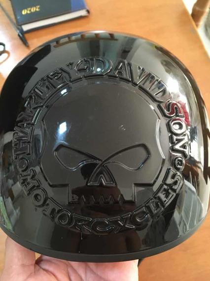 Capacete Original Harley Davidson Tam 57/58 Dot Coquinho