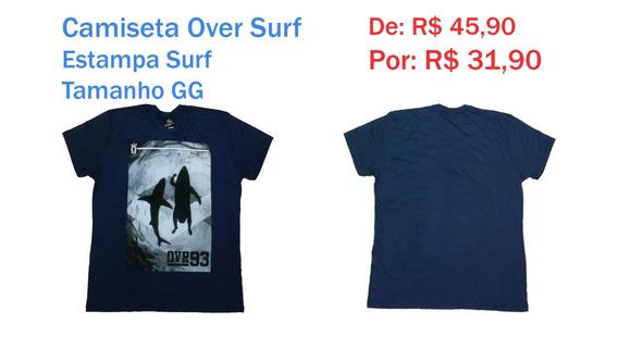 Camiseta Over Surf