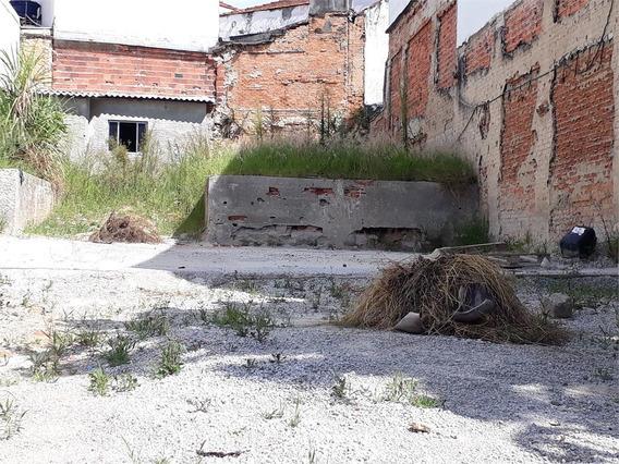Terreno Com, 409 M² De Área Úteis Na Vila Romana - 345-im191230