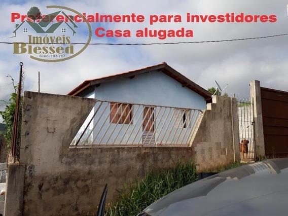 Casa Para Venda Em Bom Jesus Dos Perdões, Cachoeirinha, 2 Dormitórios, 1 Banheiro, 2 Vagas - 0022_1-879617