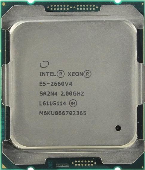 Intel Xeon E5-2660v4 14 Cores 28 Hilos Socket 2011v3 35mb