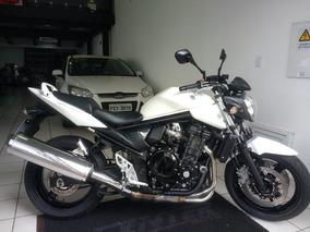 Suzuki Bandit 650n Branca 2014