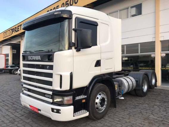 Scania 124 400 Co Ar Condicionado
