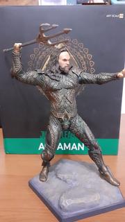 Aquaman Justice League Iron Studios