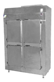 Geladeira Industrial Aço Inox 4 Portas