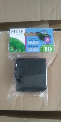 Imagen 1 de 1 de Hagen Elite Repuesto Esponja (2) Para Filtro Elite 10 Acuario Peces Pecera