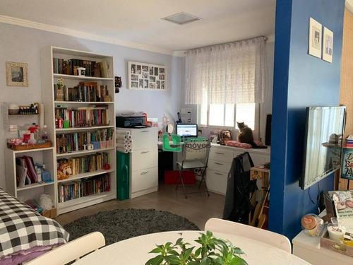Apartamento Com 3 Dormitórios À Venda, 94 M² Por R$ 405.000,00 - Casa Verde - São Paulo/sp - Ap1372