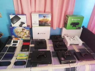 Consolas De Video Juegos Ps3, Xbox One , Xbox 360