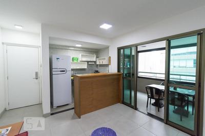 Apartamento No 15º Andar Mobiliado Com 2 Dormitórios - Id: 892908252 - 208252