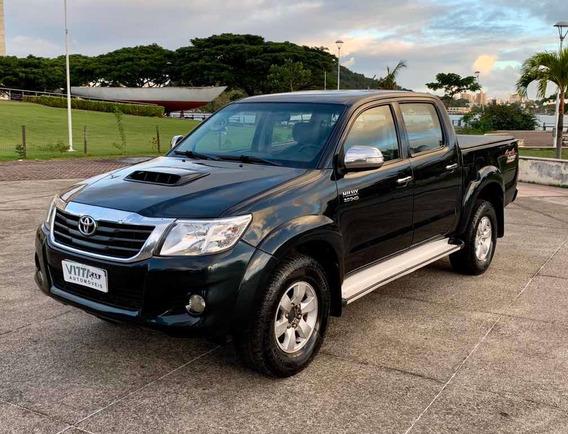 Toyota Hilux 2013 3.0 Srv Cab. Dupla 4x4 Aut. 4p