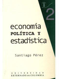 Economía Política Y Estadística