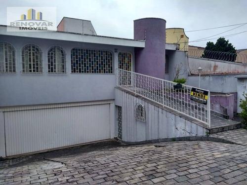 Imagem 1 de 30 de Casa Com 4 Dormitórios À Venda, 500 M² Por R$ 1.295.000,00 - Vila Oliveira - Mogi Das Cruzes/sp - Ca0379
