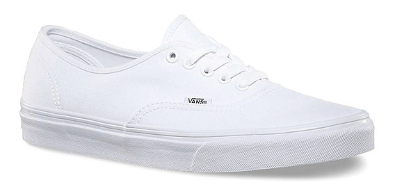 Zapatilla Vans U Authentic True White Vn000ee3w00