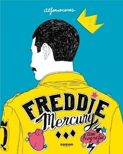 Imagen 1 de 2 de Freddie Mercury Una Biografia (ilustrado)