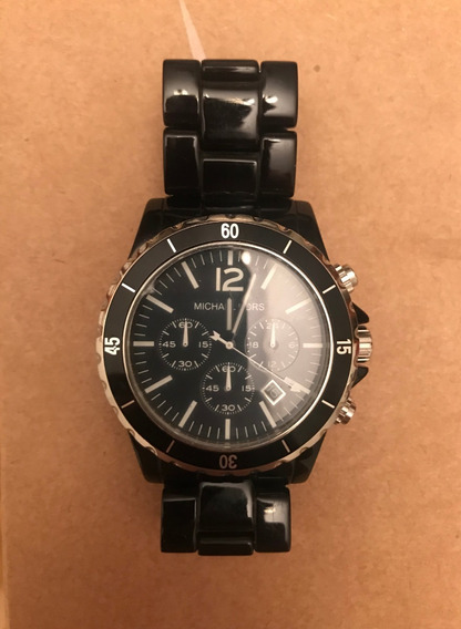 Relógio Michael Kors Mk-8128 Preto