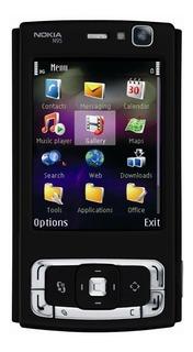 Nokia N95 Preto Original Nacional Wifi Gps Câmera 5 Mp Top