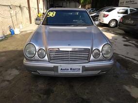 Mercedes Benz E 320 Elegance V6 3.2 Automático Completo