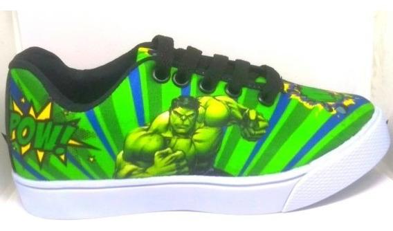 Tênis Hulk