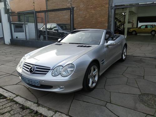 Imagem 1 de 14 de Mercedes Sl 500 2002, Com Apenas 47 Mil Km, Segundo Dono
