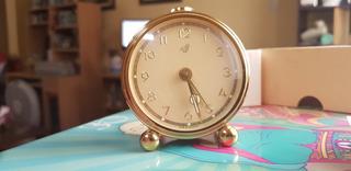 Reloj Aleman Mesa A Cuerda