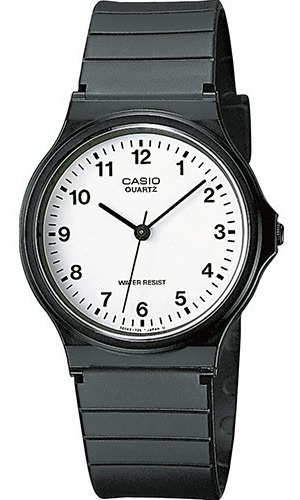 Reloj Casio Mq24-7b Vintage Analógico Retro Agente Oficial