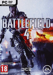 Battlefield 4 Original Pc - Cd Key | Ativação Origin