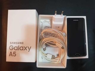Smartphone Samsung A5 6 Em Perfeito Estado De Conservação.