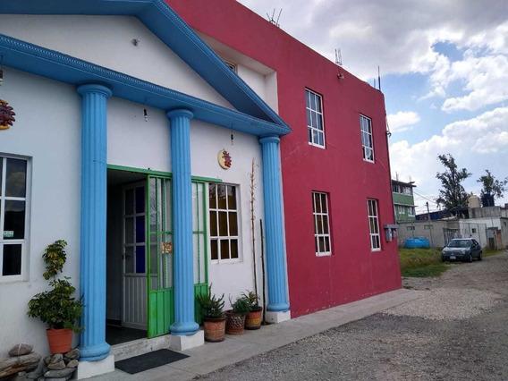 Casa Con Uso De Suelo Comercial En Renta En Toluca