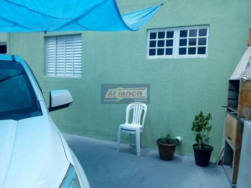 Casa Residencial À Venda, Jardim Da Mamãe, Guarulhos. - Ai2008