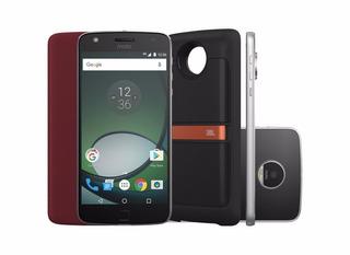 Motorola Z Play Sound Edition Preto/prata (leia O Anúncio)