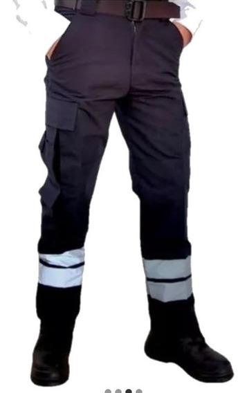 Pantalon Paramedico Con Reflejantes Mercadolibre Com Mx
