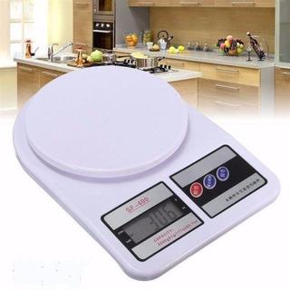 Balanza Electrónica Digital Hogar Cocina 1 A 7 Kg Repostería