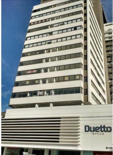 Sala Comercial Duetto Office - Em Frente Ao Shopping - Palhoça - Sa0077