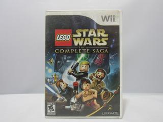 Lego Star Wars: Complete Saga - Wii ¡fisico-usado!