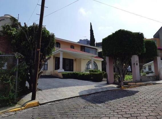 Hermosa Casa En Venta Excelentes Espacios En Atizapan, Mex