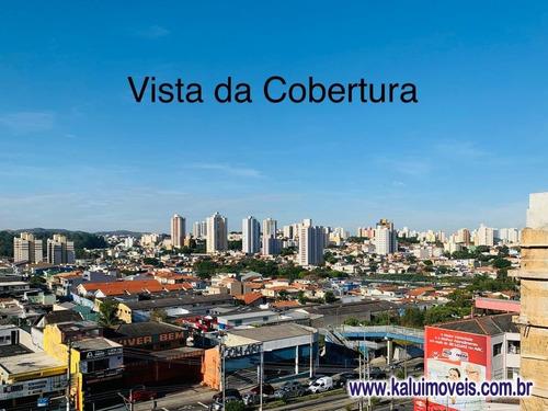 Cobertura 102m² - Jardim Paraiso - 75106