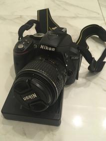Câmera Nikon D5300, Af-p Dx 18-55mm - Semi Nova - Perfeita
