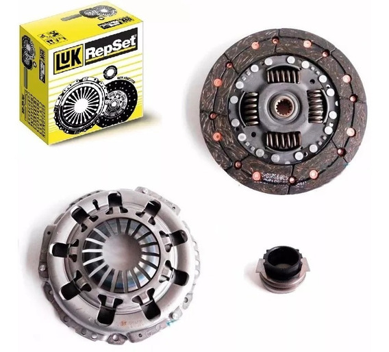 Kit Embreagem Celta Life 1.0 Vhc 8v Flexpower 2007 2008 2009