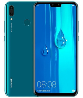 Smartphone Huawei Y9 Prime 2019 128gb 6.5 Dual Sim 4 Câmera