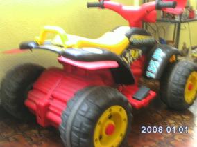 Moto De Juguete Para Niño (usado)
