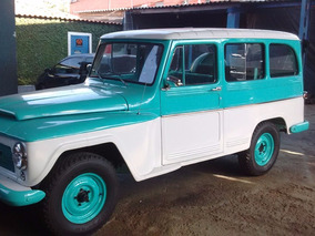 Rural Willys - Ano 1973