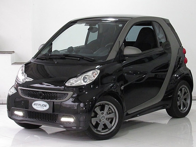 Smart Fortwo 1.0 Coupê Turbo 12v Automático 2015