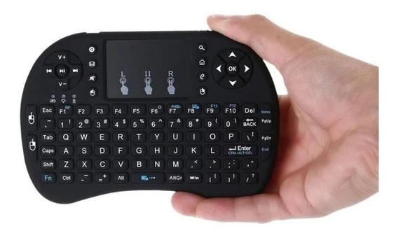 Kit 5 Mini Teclados Para Tv Box E Smart Tv